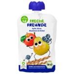 Erdbär Freche Freunde Bio Apfel, Birne & Dinkel 100g