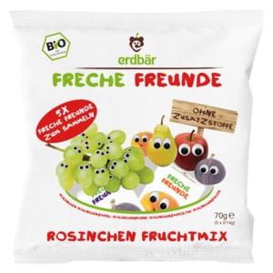 Erdbär Freche Freunde Rosinchen Mix 5x14g