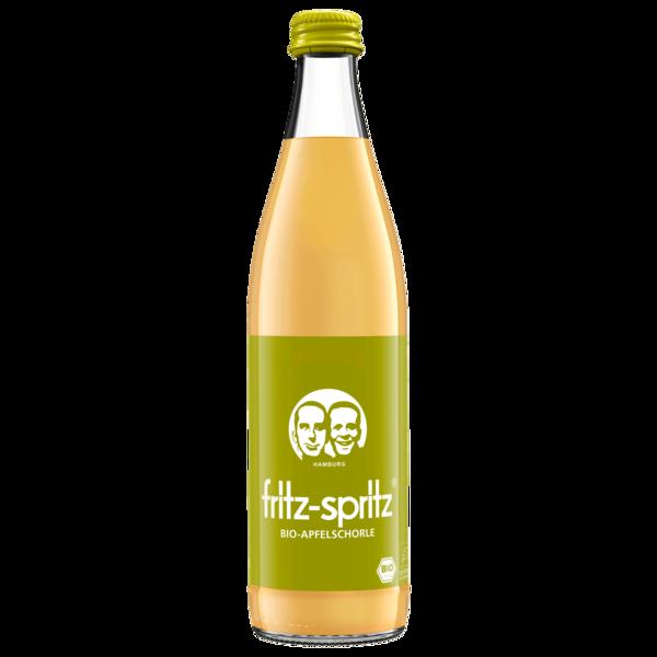 Fritz-Spritz Bio-Apfelschorle 0,5l