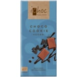 iChoc Bio Choco Cookie Rice Choc 80g