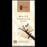 iChoc White Vanilla Rice Choc 80g
