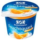 Weihenstephan Fruchtquark Spanische Orange 500g