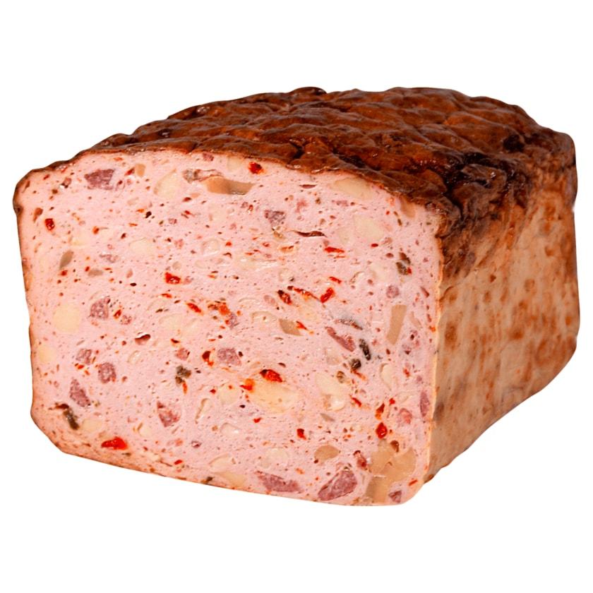 Pizza Fleischkäse