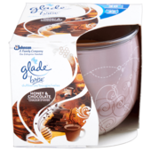 Glade by Brise Duftkerze Honey & Chocolate