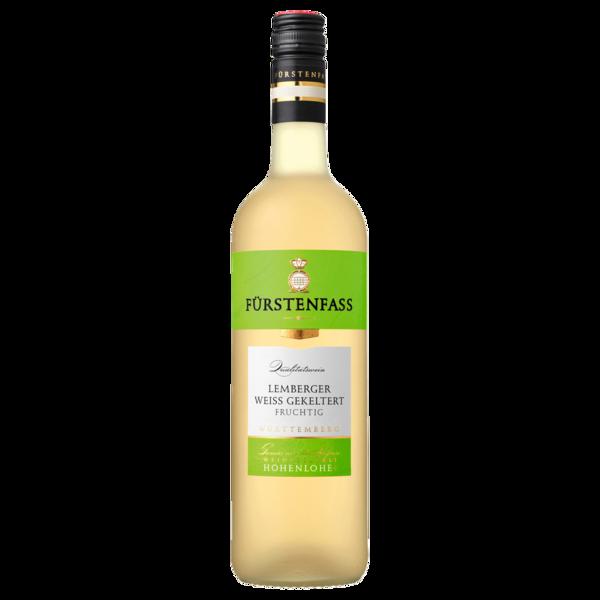 Weinkellerei Hohenlohe Fürstenfass Rosé Lemberger lieblich 0,75l