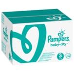 Pampers Baby Dry Gr. 3 Midi 4-9kg Monatsbox 198 Stück