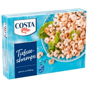 Costa Tiefseeshrimps MSC 225g