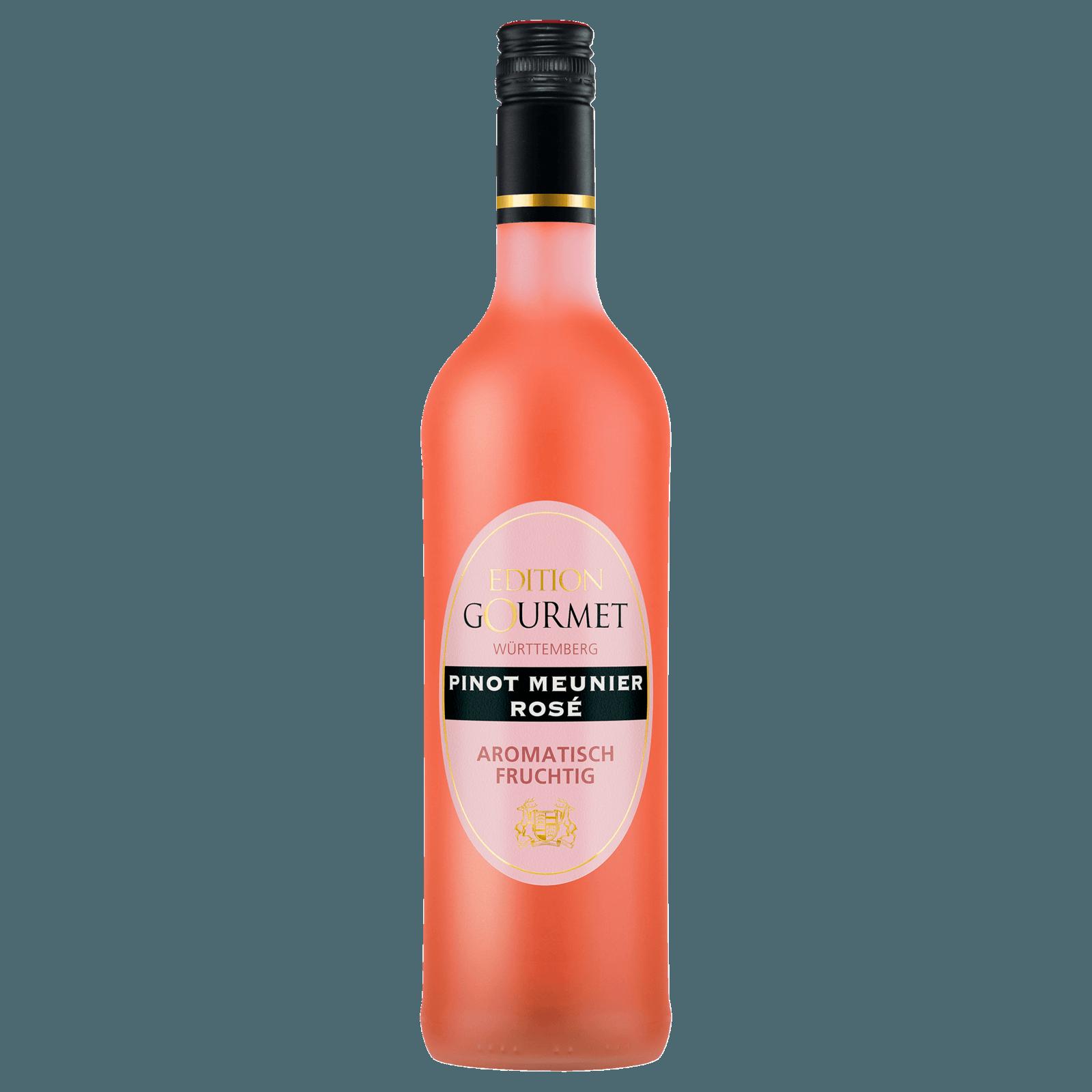 Württemberger Pinot Meunier Rosé 0,75l