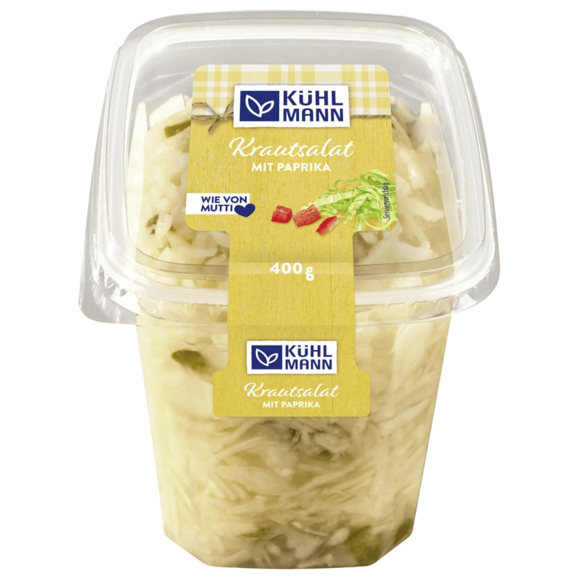 Kühlmann Krautsalat Coleslaw 350g