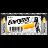 Energizer Batterien LR6 AA Mignon 8 Stück