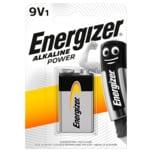 Energizer Alkaline Power E-Block-Batterie 9V 1 Stück