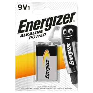 Energizer Power E-Block 9 Volt