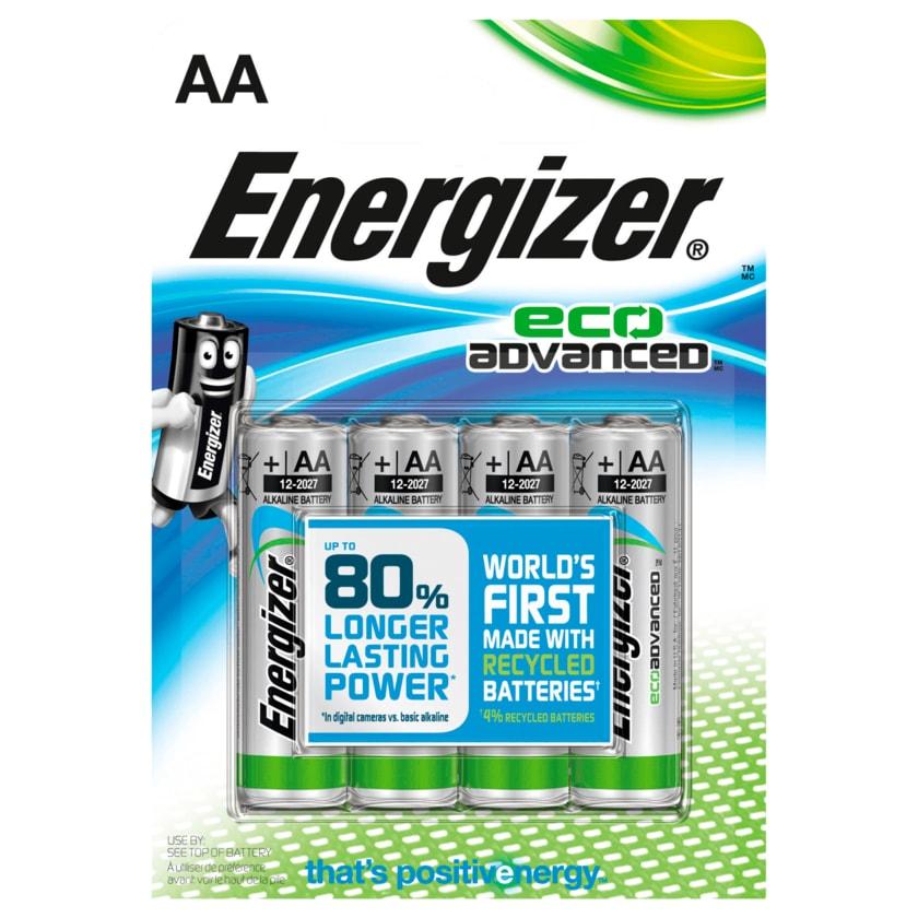 Energizer AA Mignon LR06 4 Stück