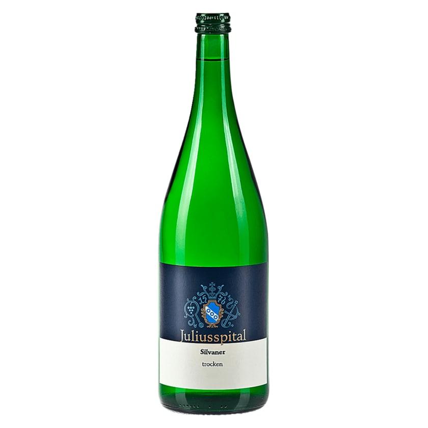 Juliusspital Weißwein Silvaner trocken 1l