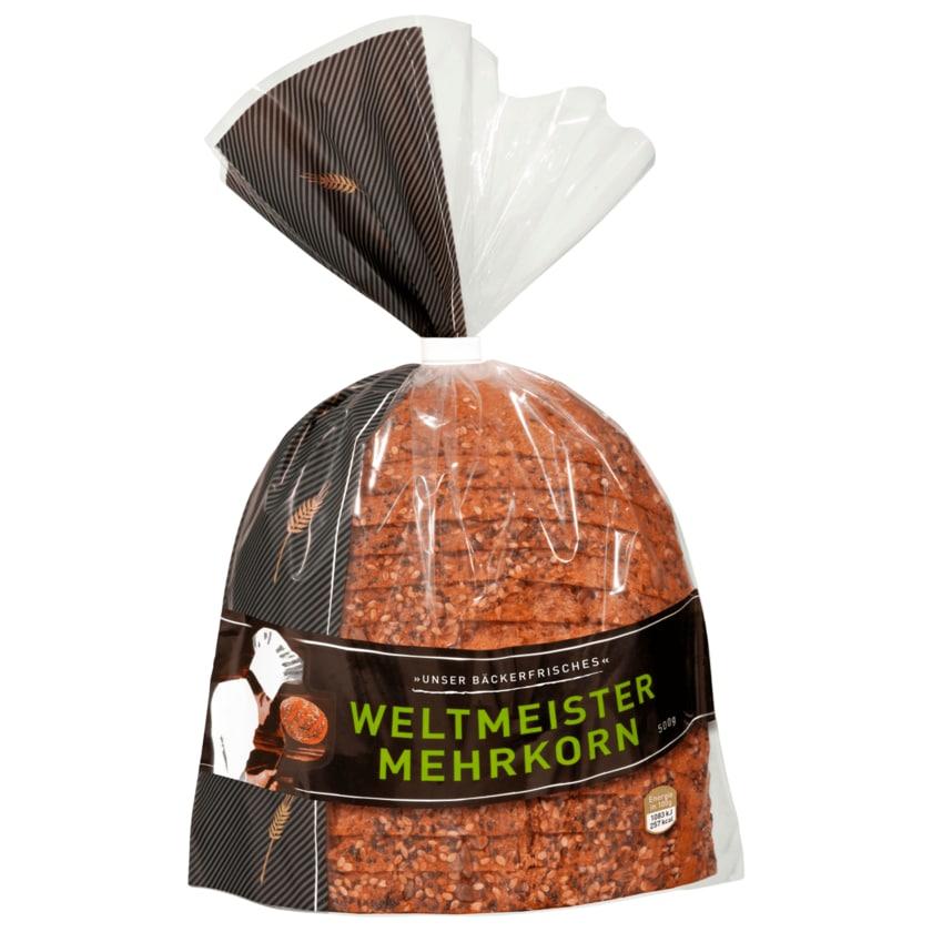 Harry Unser Bäckerfrisches Weltmeister-Mehrkorn 500g