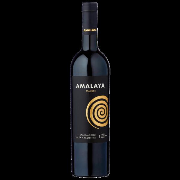 Amalaya Malbec Rotwein Salta Argentina trocken 0,75l