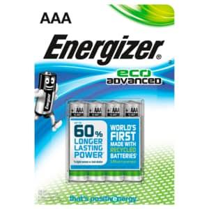 Energizer Andvanced AAA Micro 4 Stück