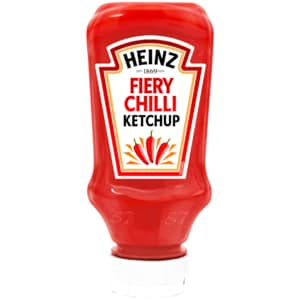 Heinz Fiery Chili Ketchup 400ml