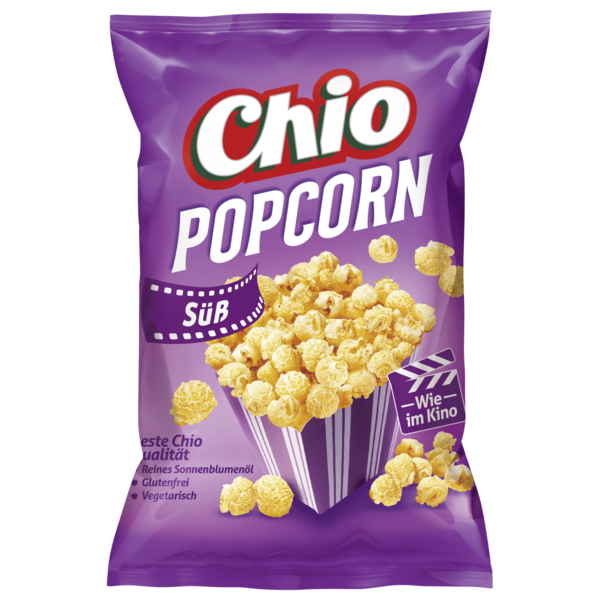 Chio Popcorn süß 120g