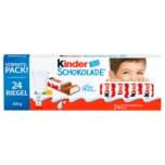 Kinder Schokolade 300g, 24 Stück