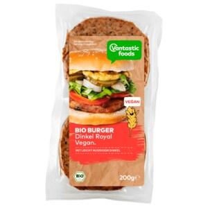 Vantastic Foods Dinkel-Burger 200g