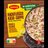 Maggi Fix & frisch Hackfleisch-Käse-Suppe mit Lauch 46g