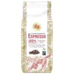 REWE Feine Welt Bio Chanchamayo-Espresso 250g