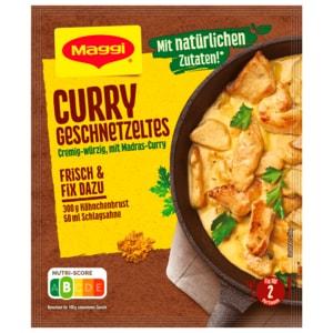 Maggi Fix & frisch Curry-Geschnetzeltes 41g