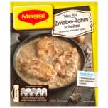 Maggi Fix für Zwiebel–Rahm-Schnitzel 35g
