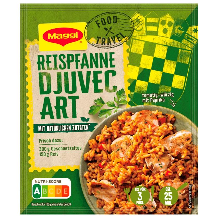 Maggi Fix für Reispfanne Djuvec Art 31g