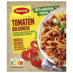 Maggi Fix & frisch Tomaten Bolognese 50g