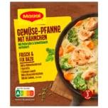 Maggi Fix für Gemüsepfanne mit Hähnchen 40g