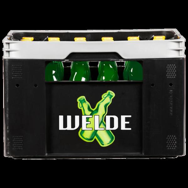 Welde Radler Natur alkoholfrei 24x0,33l