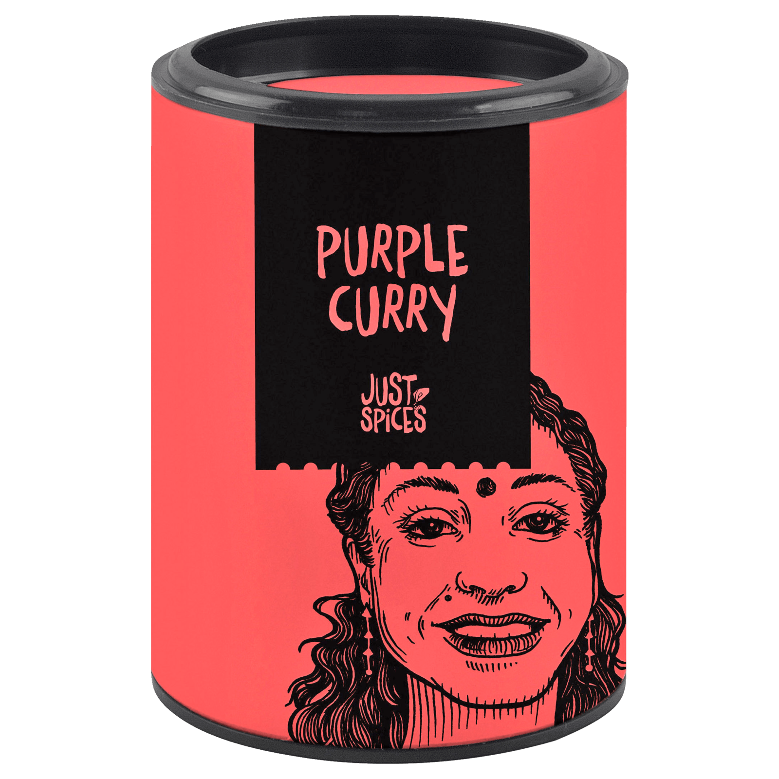 Just Spices Purple Curry 62g