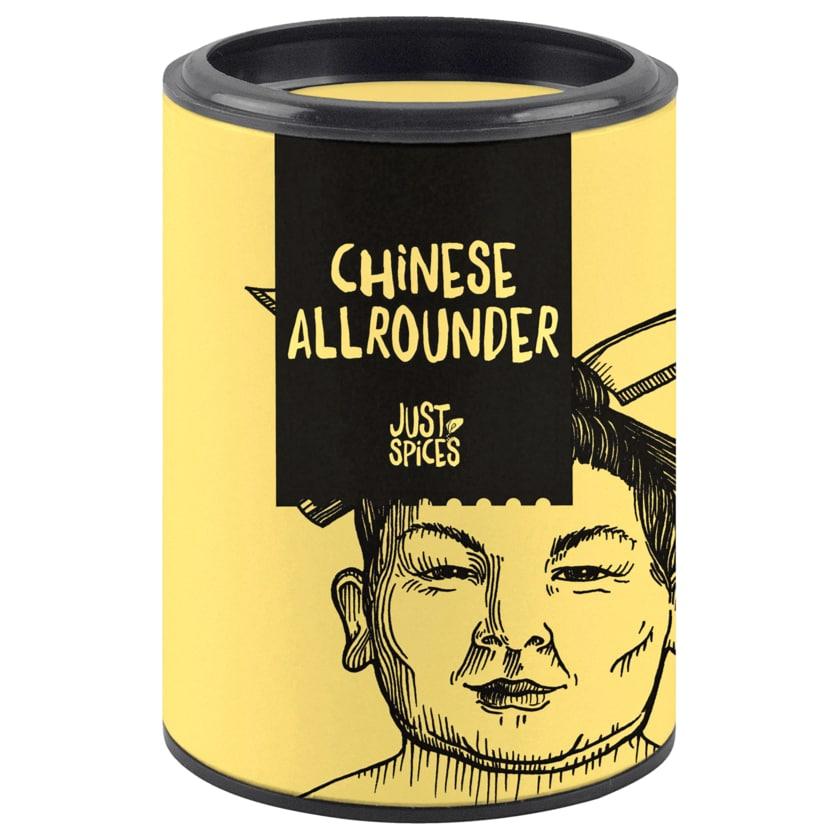 Just Spices Chinese Allrounder Gewürz 58g