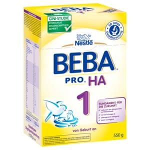 Nestlé BEBA Anfangsnahrung HA 1 550g