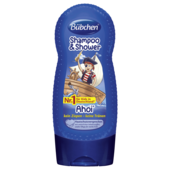Bübchen Kids Shampoo & Shower Ahoi 230ml Flasche