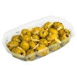 Perla Grüne Oliven Mandeln