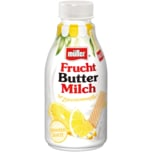Müller Fruchtbuttermilch Typ Zitronenwaffel 500g