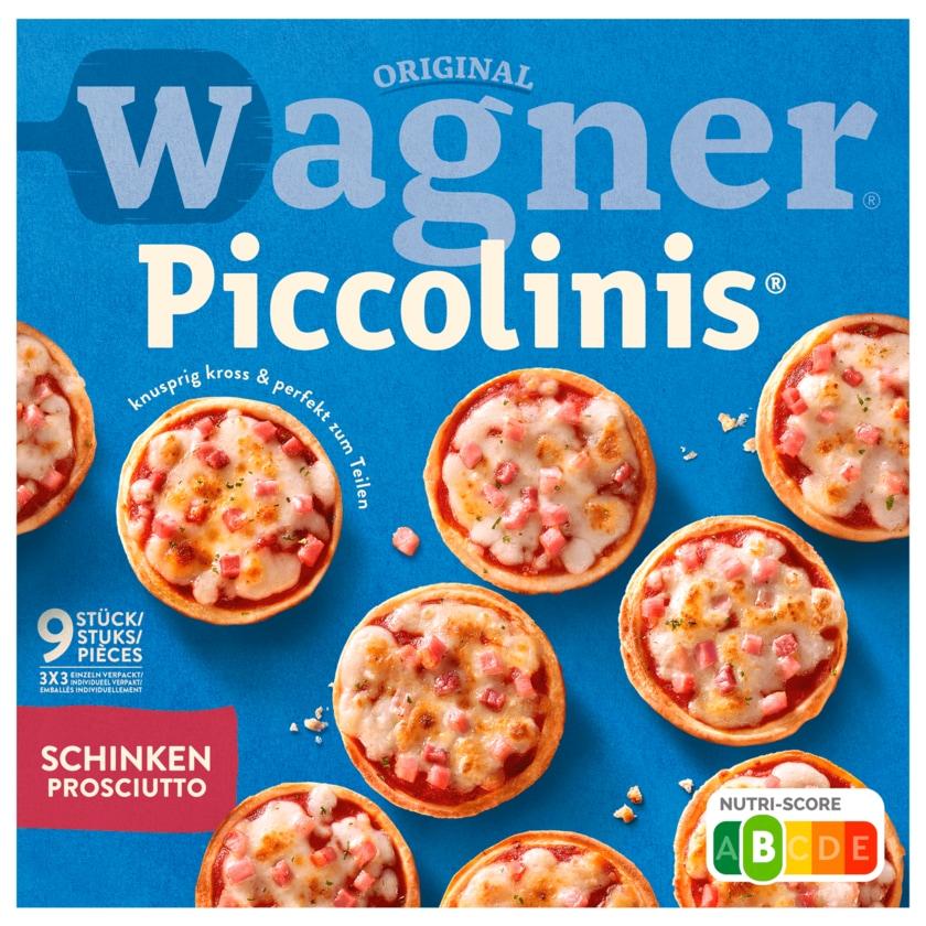 Original Wagner Pizza Steinofen Piccolinis Schinken 3x90g (270g)