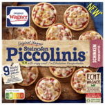 Original Wagner Pizza Steinofen Piccolinis Schinken Tiefgefroren 3x90g (270g)