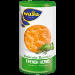 Wasa Knäckebrot Delicate Rounds Französische Kräuter 250g