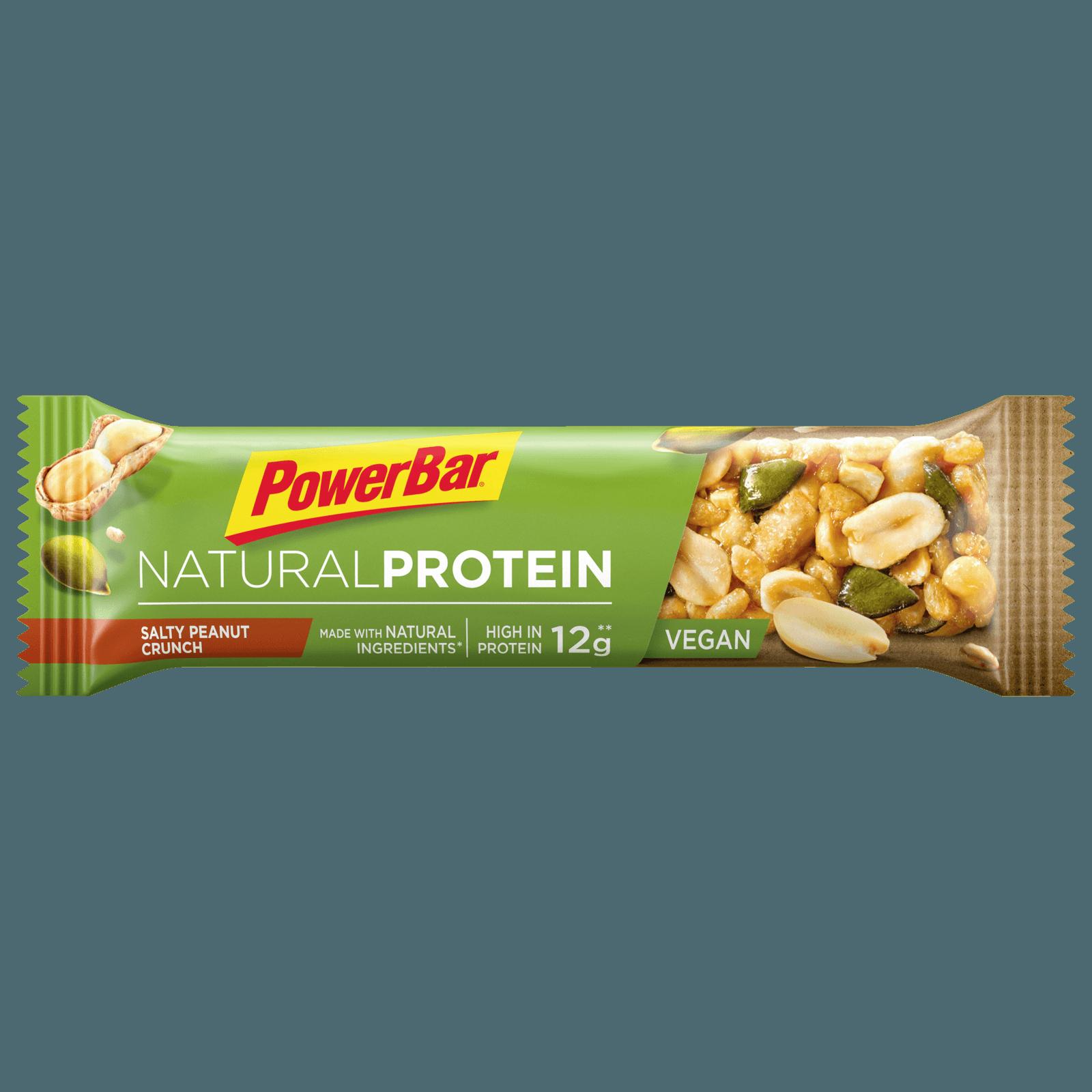 Power Bar Natural Protein Salty Peanut Crunch 40g