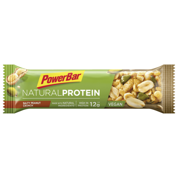 Power Bar Natural Protein Salty Peanut Crunch 40g