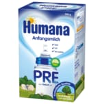 Humana Anfangsmilch PRE LCP+GOS 700g