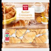 REWE Beste Wahl Buttercroissants 6x55g