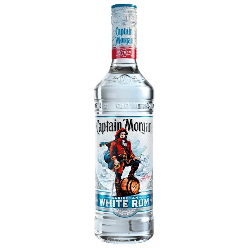 Captain Morgan White Rum 0,7l