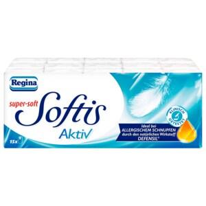Regina Softis Aktiv 15x9 Stück