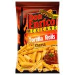 Don Enrico Tortilla Rolls Cheese 125g