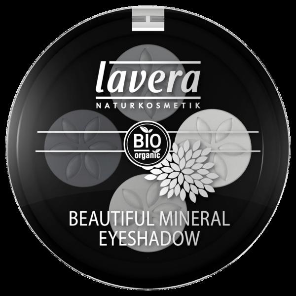 Lavera Eyeshadow Grey 01, 3x0,8g